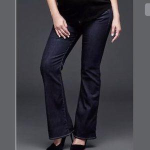 GAP Jeans - GAP  MATERNITY JEANS LONG LEAN  size 2 SHORT 26